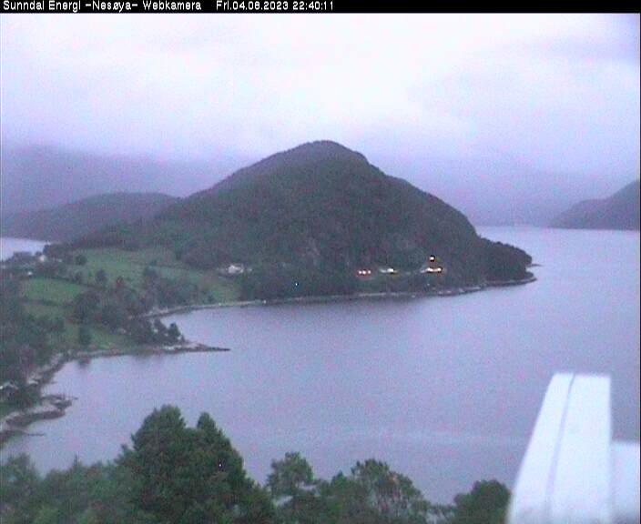 Nesøya - Neslandet