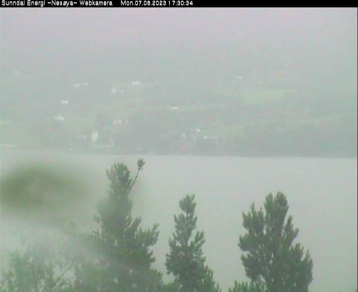 Webcam Stangvik, Surnadal, Møre og Romsdal, Norwegen